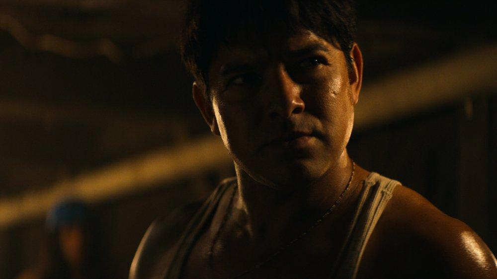 Alejandro Edda as El Chapo in Narcos: Mexico
