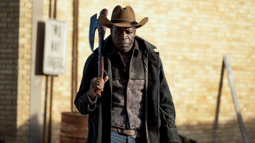 Demetrius Grosse as Emile LaRoux on Fear the Walking Dead
