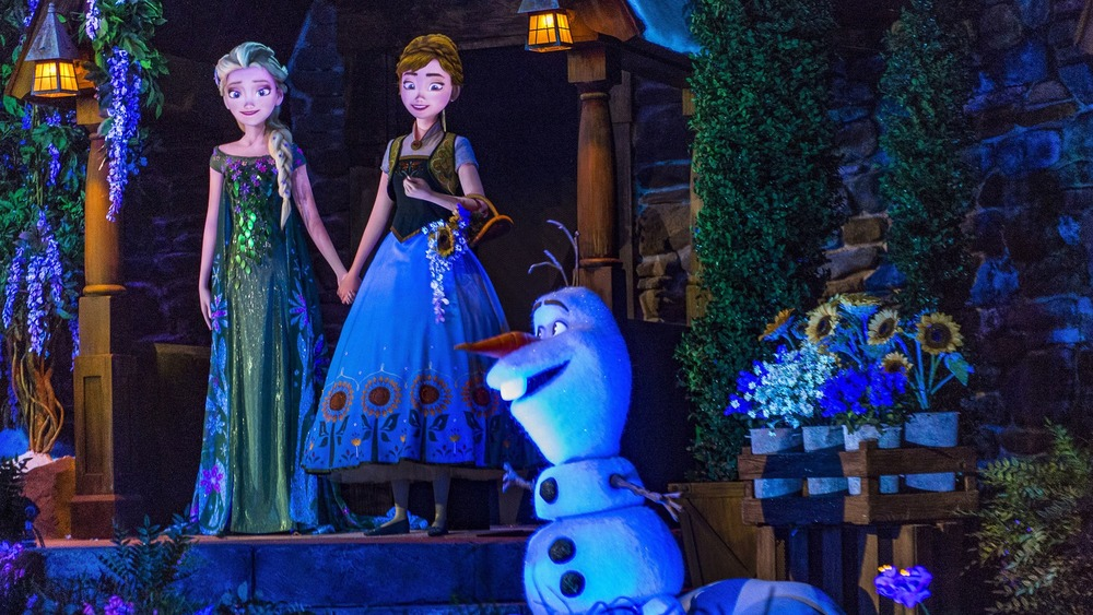 Frozen Ever After with Elsa, Anna, and Olaf