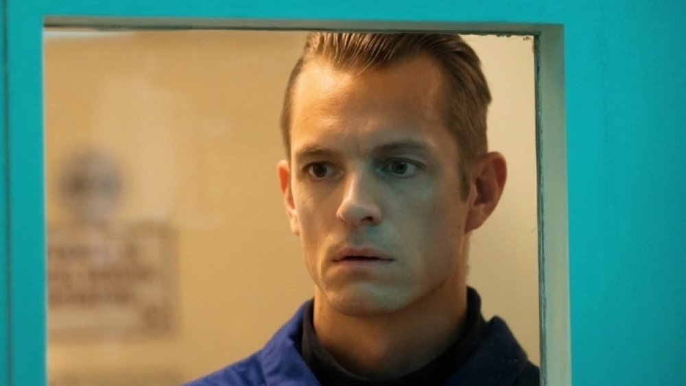 Joel Kinnaman as Erik on Hanna