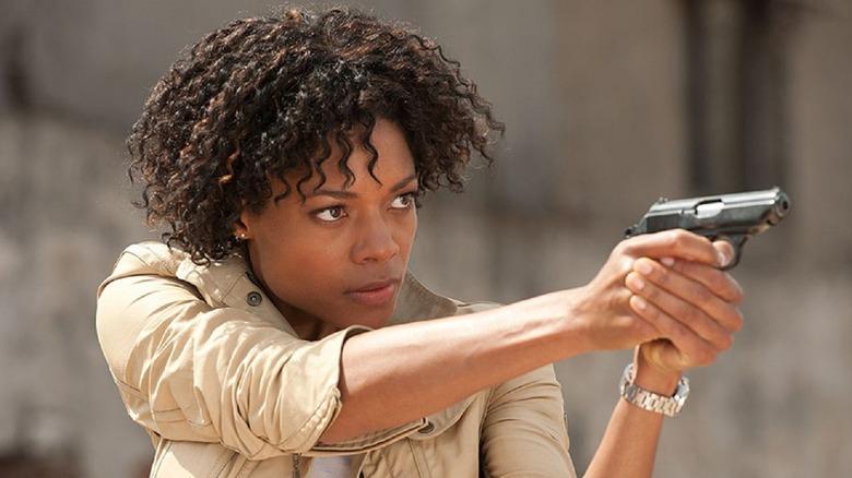 Naomie Harris as Eve Moneypenny in Skyfall