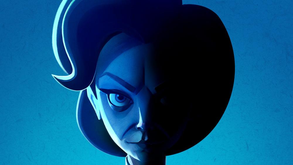 Emma in Evil Genius 2
