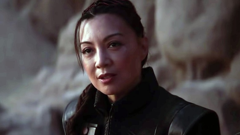 Ming-Na Wen as Fennec Shand on The Mandalorian