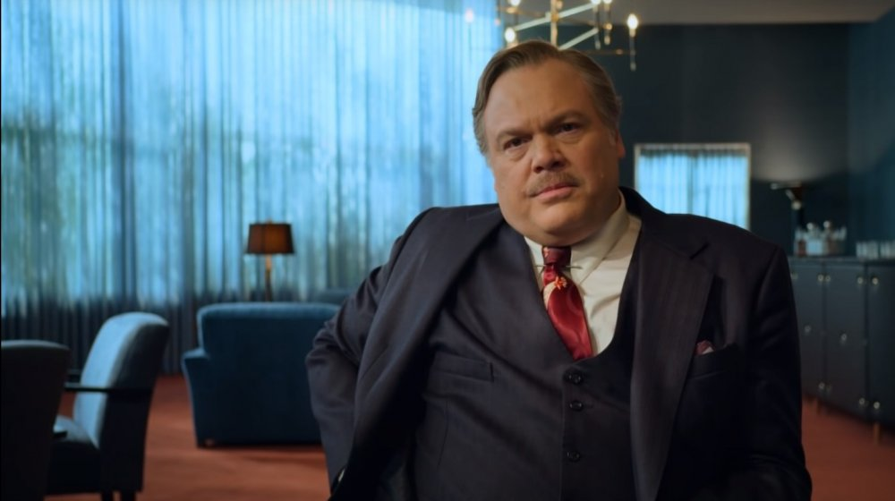 Vincent D'Onofrio as Governor Wilburn in Ratched