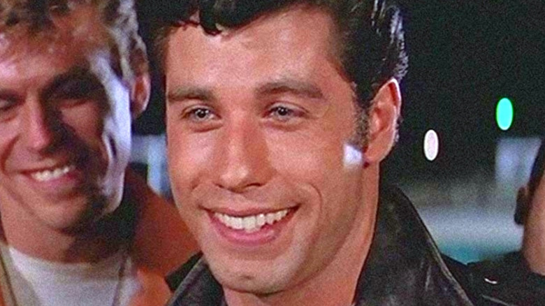 John Travolta Danny Zuko Grease