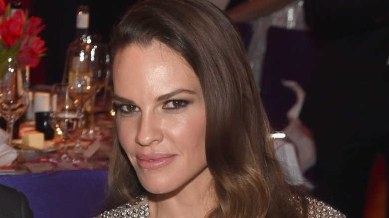 You Don't See Hilary Swank Much Anymore. Here's Why