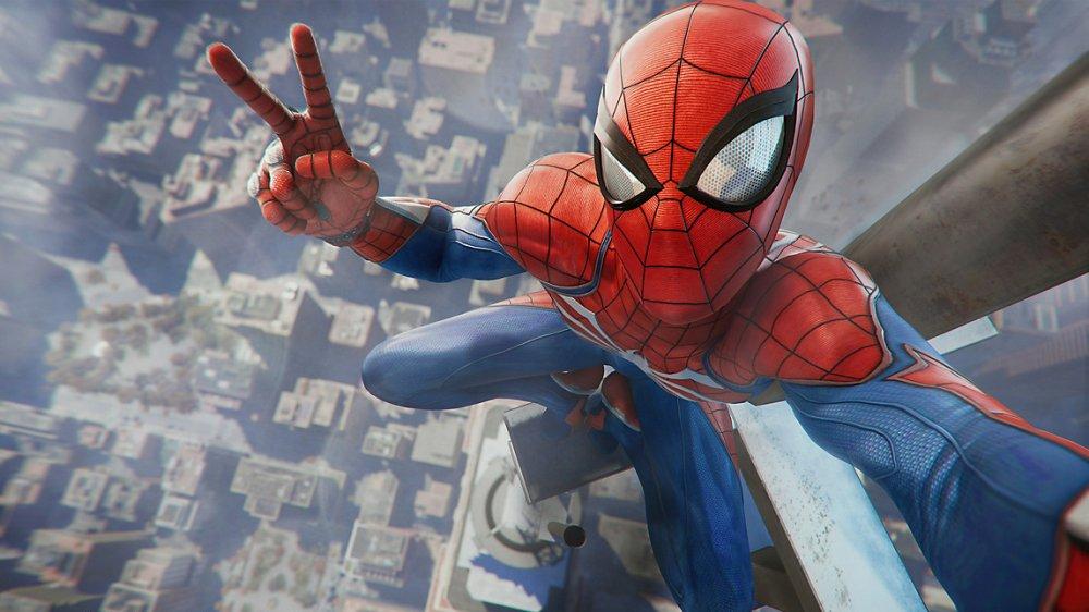spider-man, spiderman, marvel, avengers, square enix, crystal dynamics
