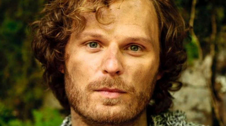 Rupert Young looks series on Merlin