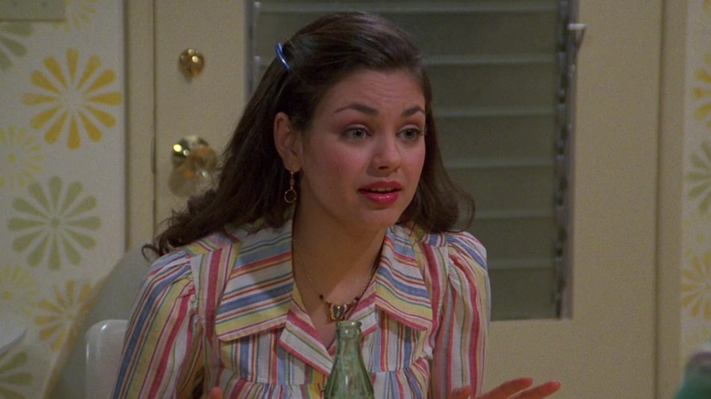 Mila Kunis as Jackie Burkhart on That '70s Show