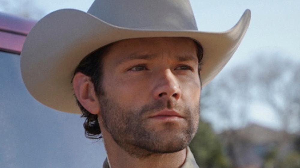 Jared Padalecki cowboy hat Walker