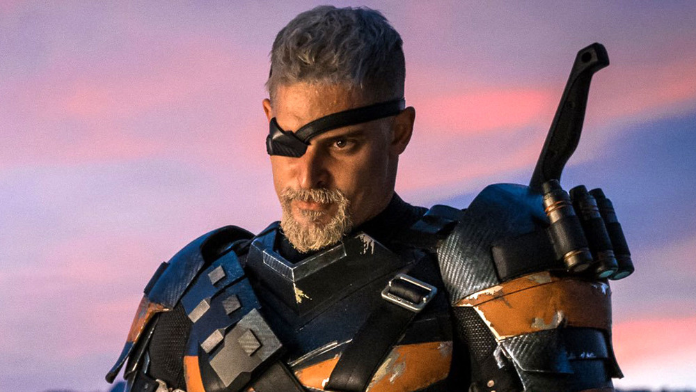 Joe Manganiello Deathstroke smoulder