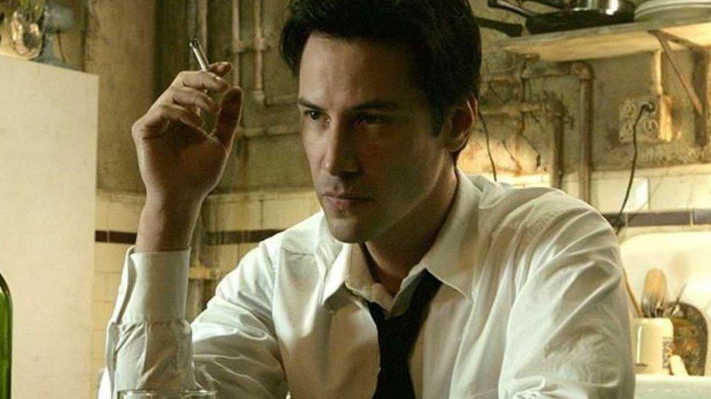 Keanu Reeves as John Constantine in Constantine