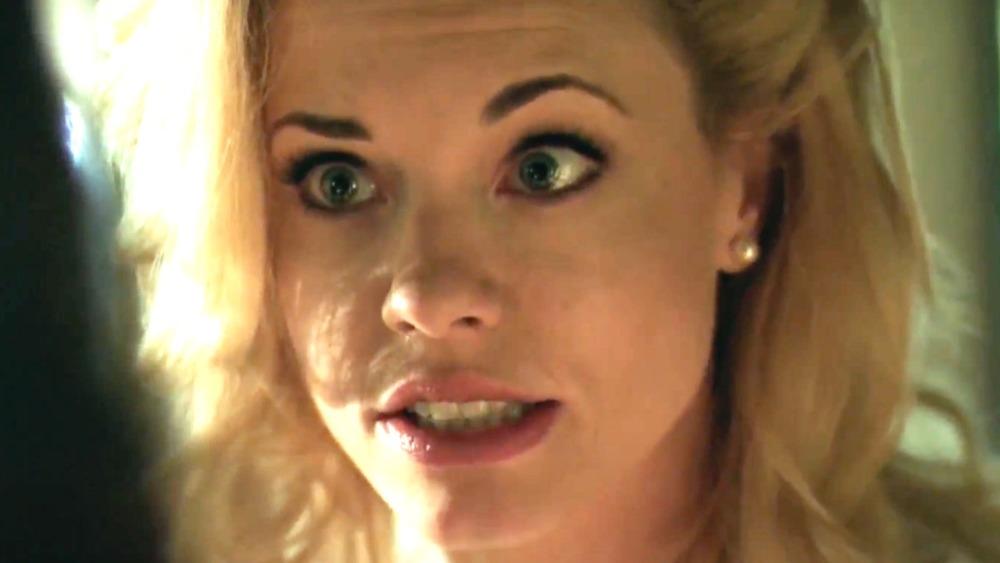 Molly Burnett as Kelly Anne Van Awken concerned