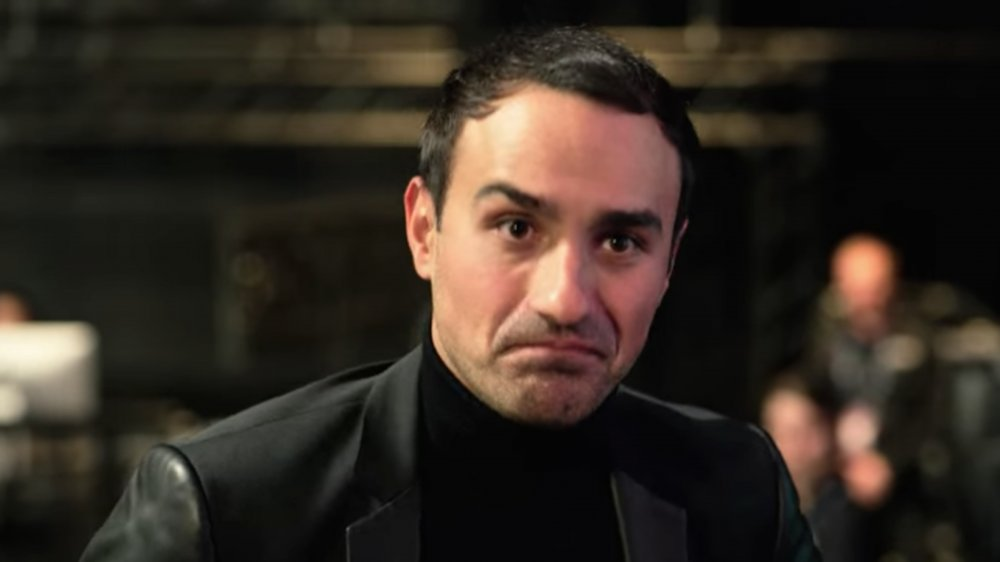 Jamie Demetriou as Kevin Swain in Eurovision Song Contest: The Story of Fire Saga