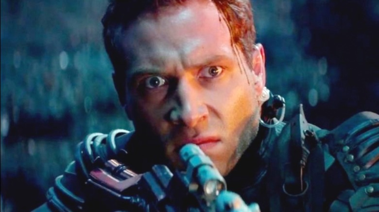 Jai Courtney in Terminator Genisys