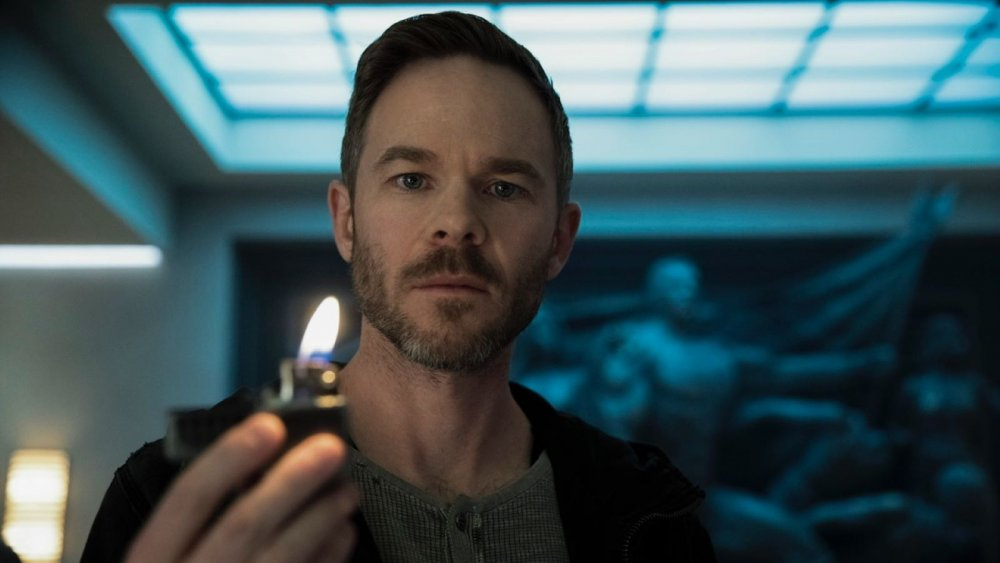 Shawn Ashmore as Lamplighter in The Boys