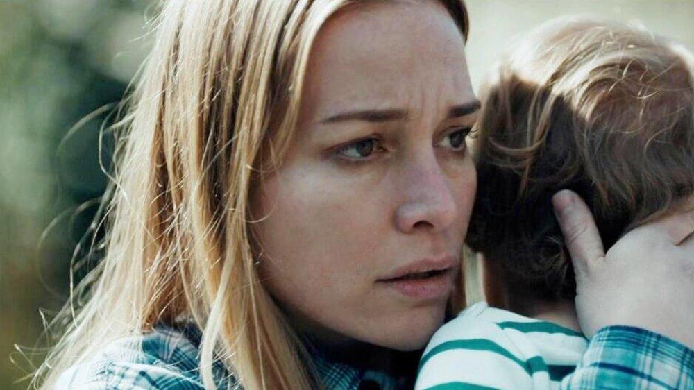 Piper Perabo as Leah Banning in Angel Has Fallen