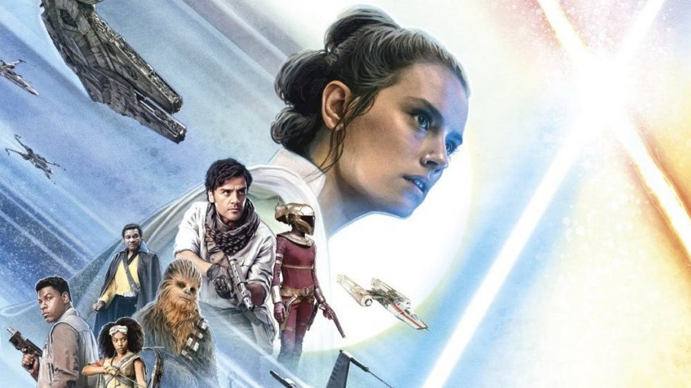 Rise of Skywalker promo image