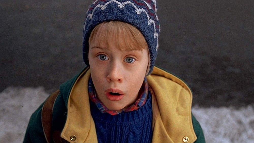 Macaulay Culkin in Home Alone 2 Lost in New York