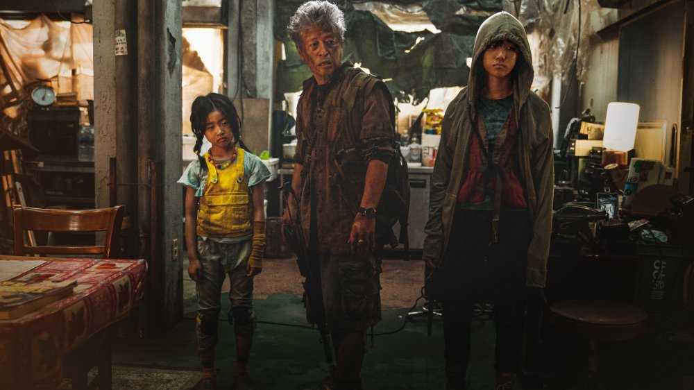 Production still from Train to Busan Presents: Peninsula