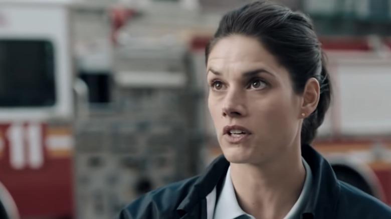 Missy Peregrym as Agent Maggie Bell on FBI