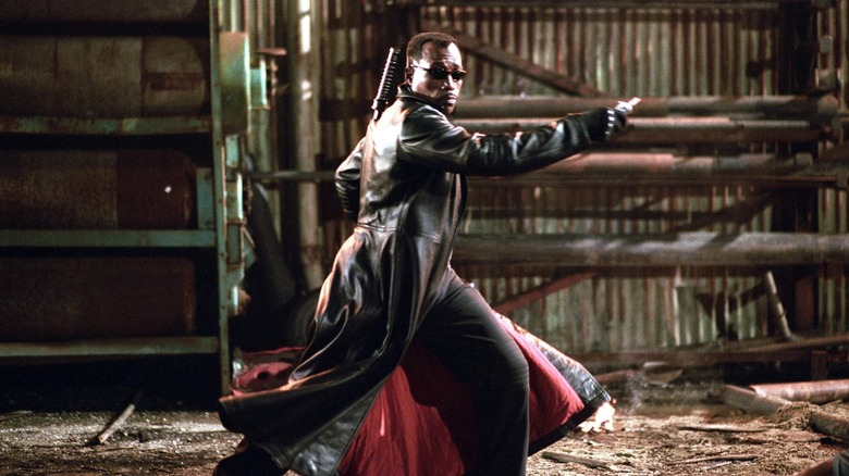 Why Marvel won't make another Blade movie