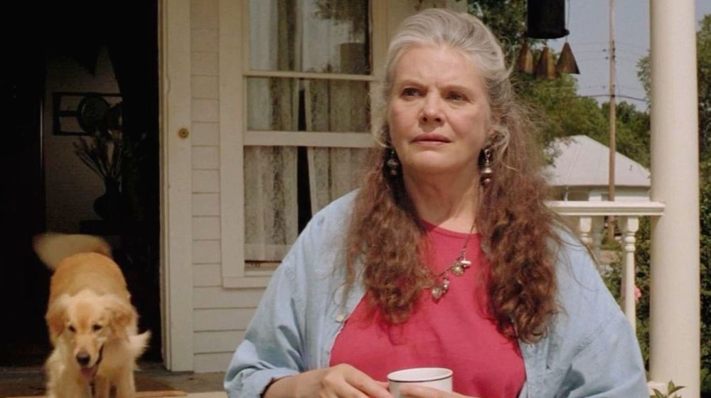 Lois Smith as Aunt Meg in Twister