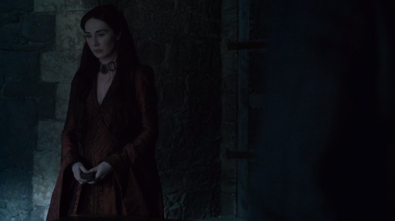 Carice van Houten in Game of Thrones