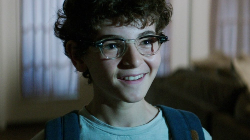 David Mazouz as Michael in The Darkness