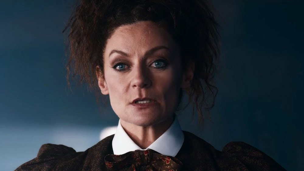 Michelle Gomez as Missy in Doctor Who
