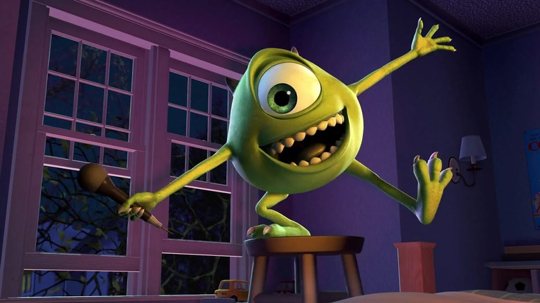 Monsters, Inc. Mike Wazowski
