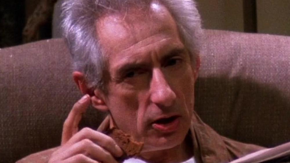 Larry Hankin Mr. Heckles cookie