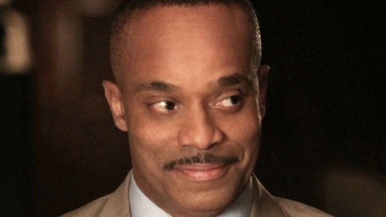 Rocky Carroll as Leon Vance