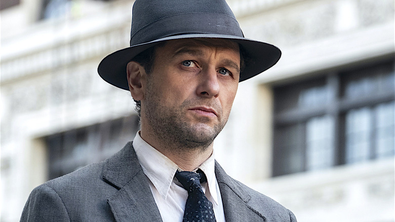 Matthew Rhys as Perry Mason