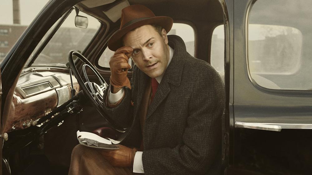 Jack Huston on Fargo