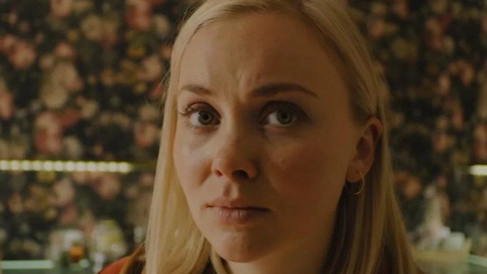 Dagny Backer Johnsen as Olivia on Bloodride