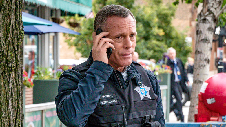 Jason Beghe as Hank Voight in Chicago P.D.