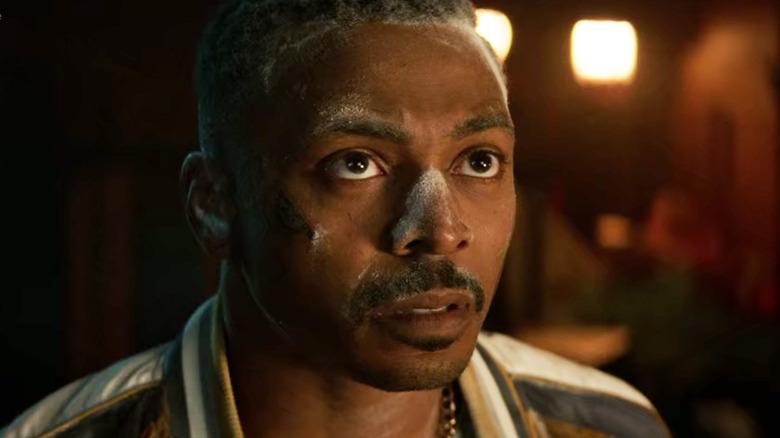 RonReaco Lee as Orlando Johnson in Coffee & Kareem