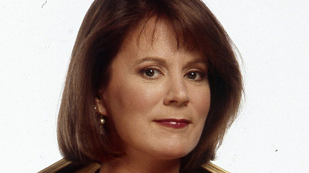 Patricia Richardson in a promotional photo for Home Improvement