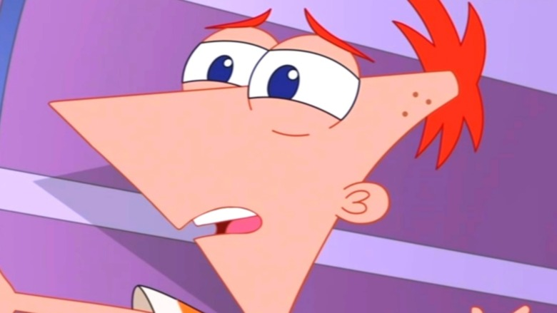 Phineas Flynn from Phineas and Ferb
