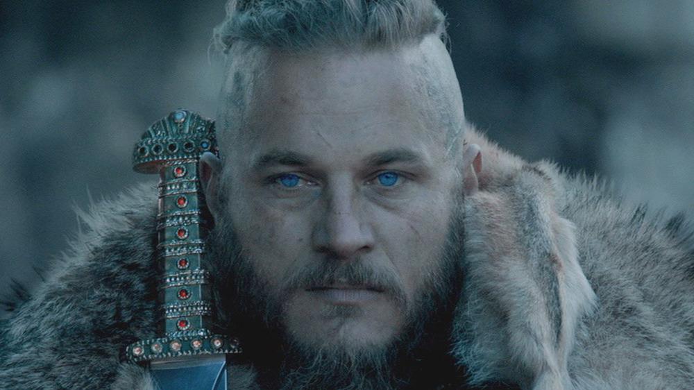 King Ragnar surveys his kingdom