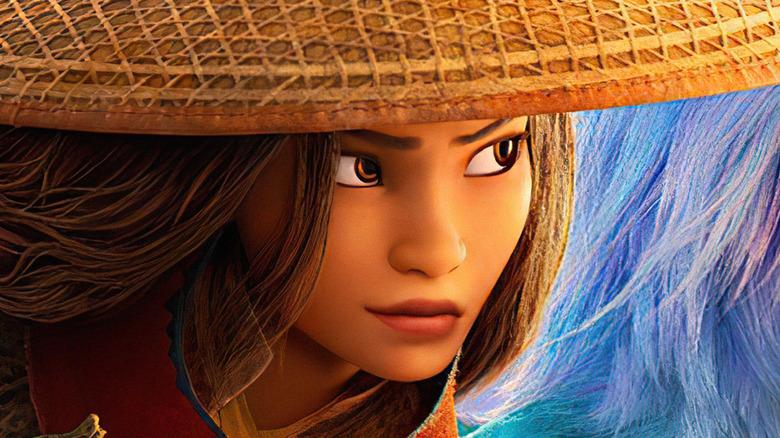 Raya from Raya and the Last Dragon