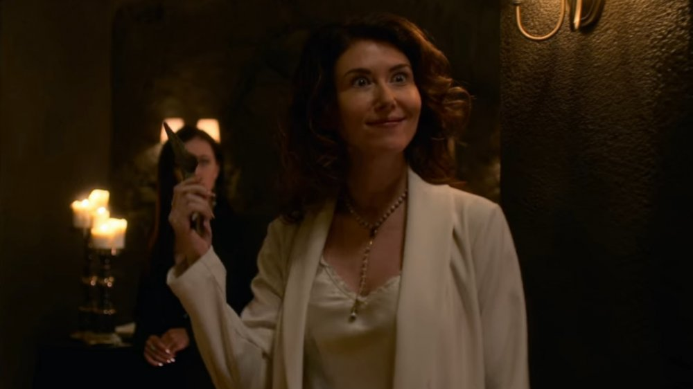 Jewel Staite as Renee Marand on The Order