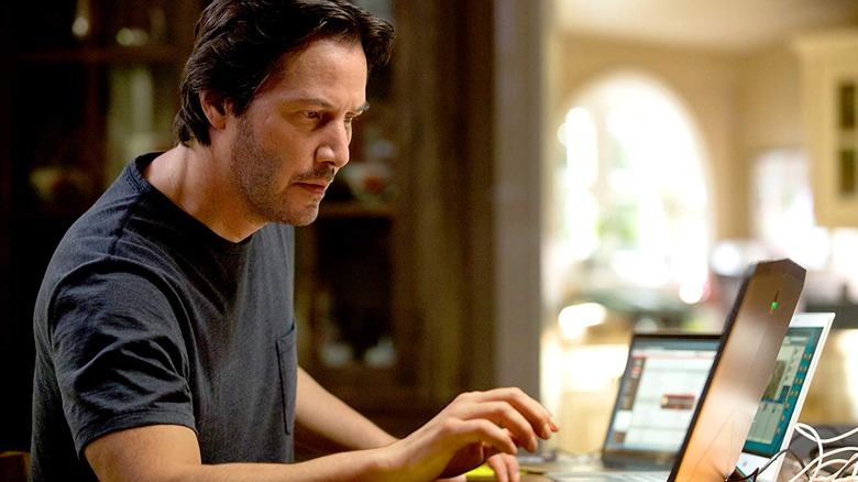 Keanu Reeves as William Foster in Replicas