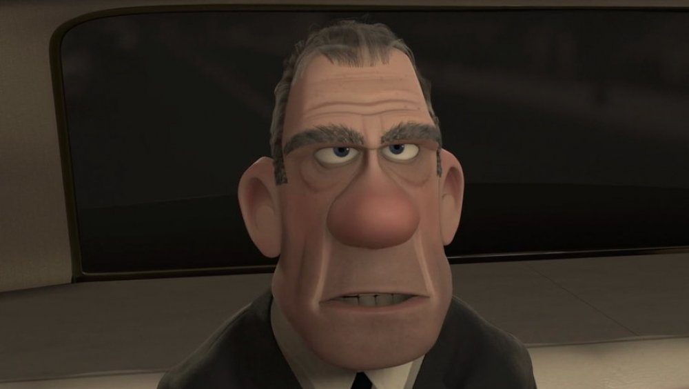 Agent Rick Dicker in The Incredibles 2