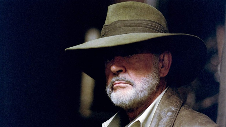 Sean Connery as Allan Quatermain in The League of Extraordinary Gentlemen