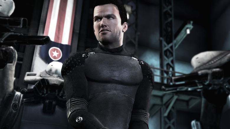 Shadow Complex main character