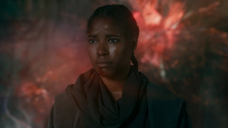 Toya Turner as Shotgun Mary on Netflix's Warrior Nun