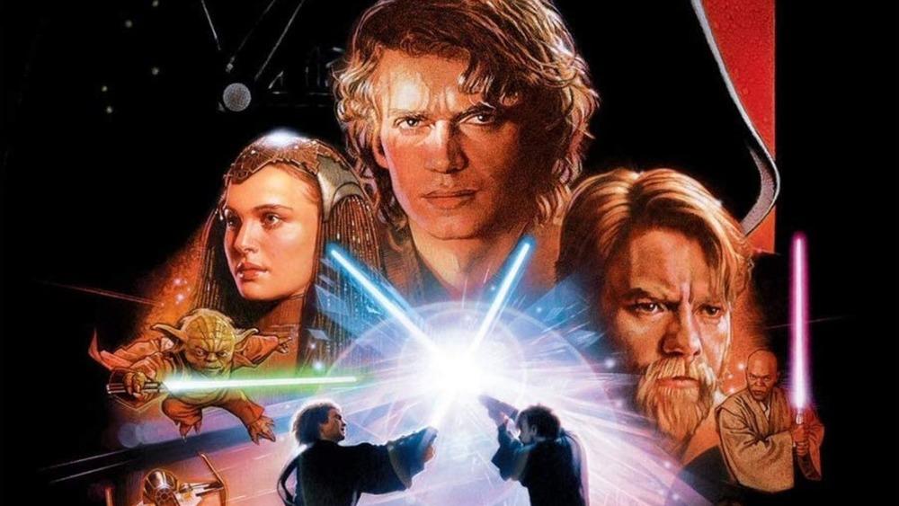 Revenge of the Sith film poster