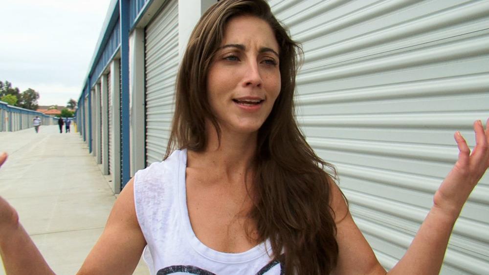 Mary Padian on Storage Wars
